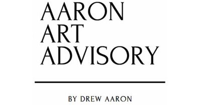 Aaron Art Advisory By Drew Aaron Logo